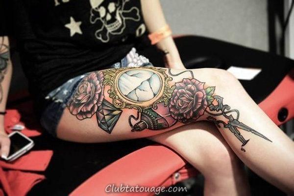 Tatuagem-Sleeve-para-Perna-de-Mulheres-11-600x401