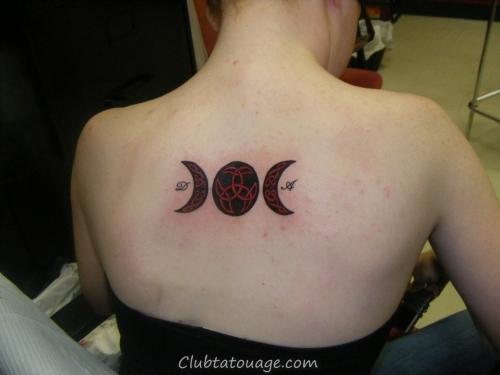 Tattoo des Phases de Lune 3