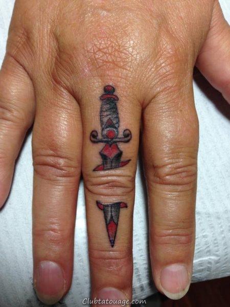 Tattoo Thumb 7