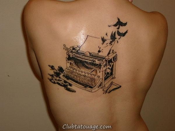 artistes de tatouage à 2