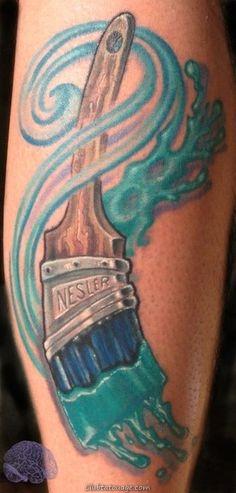 artistes de tatouage à 4