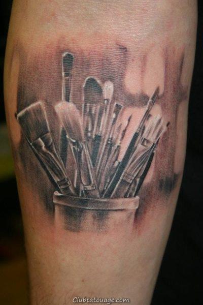 artistes de tatouage à 6