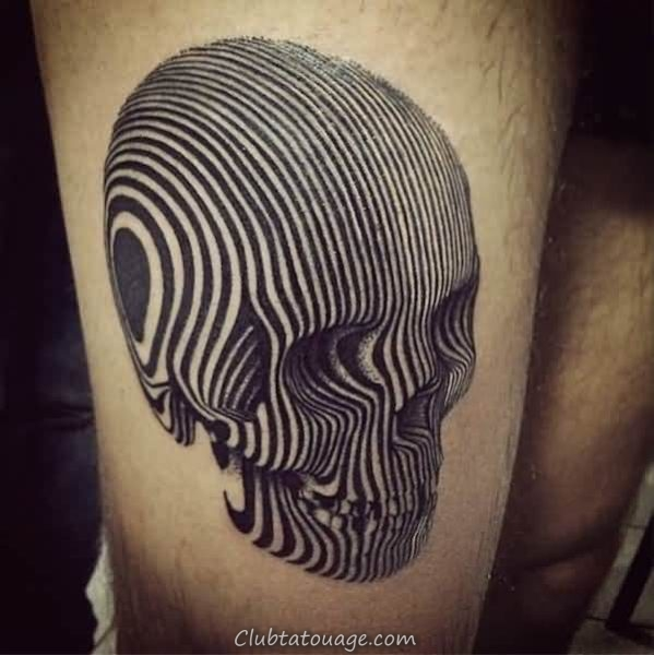 Creative Tatouages ​​et Different 10
