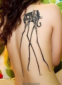 Creative Tatouages ​​et Different 4