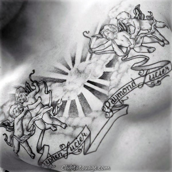 Memorial Arm Tattoo militaire avion Mens Citation