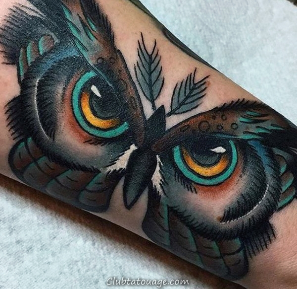 Moth Tattoo Skull Le Gentleman Forearm Sleeve Design