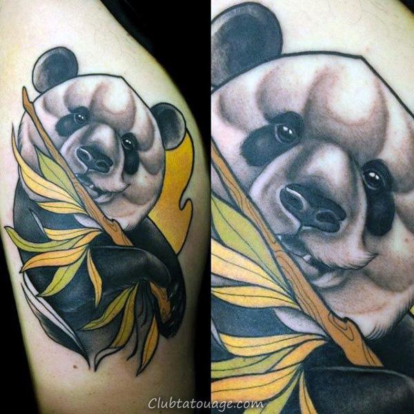 Panda Avec