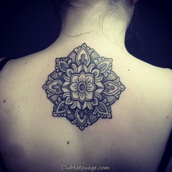 30 merveilleux Mandala Tattoo Ideas 25 600