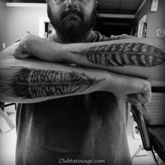 réalistes Turquie Tattoo Idées manches Homme