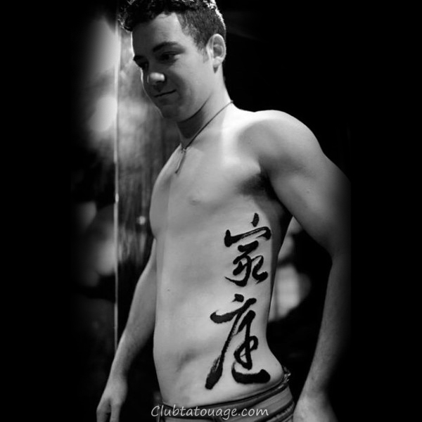 Man With full Back Refroidir Chinese Themed Tattoo design