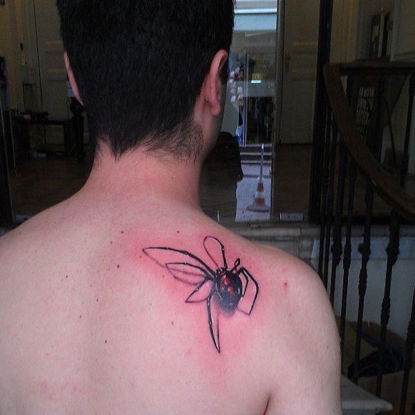Les meilleures idées de tatouage avec Black Widow Spider
