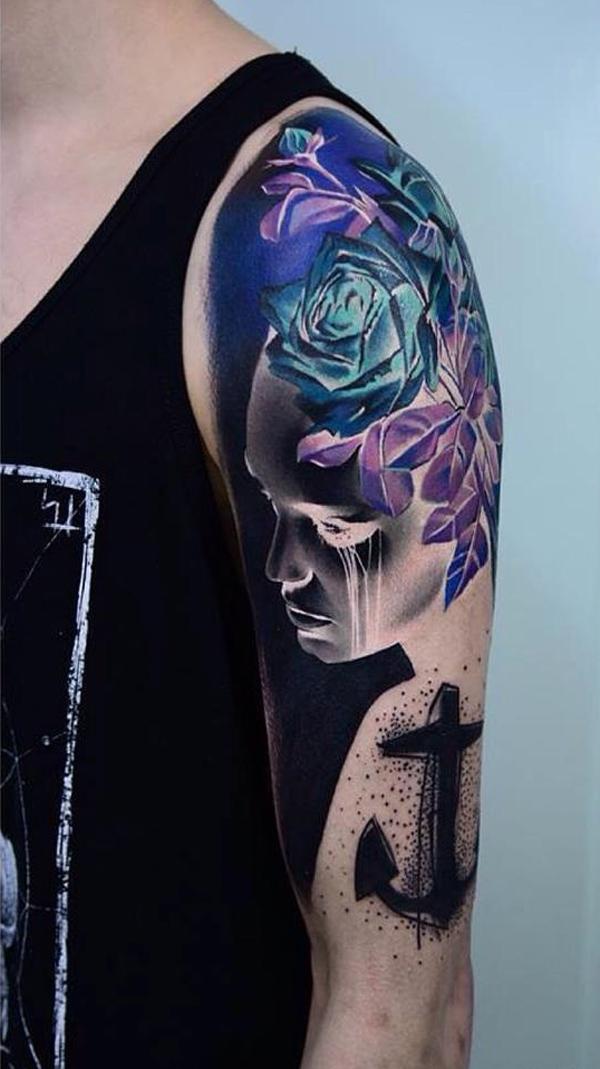 70 tatouages à manches accrocheurs