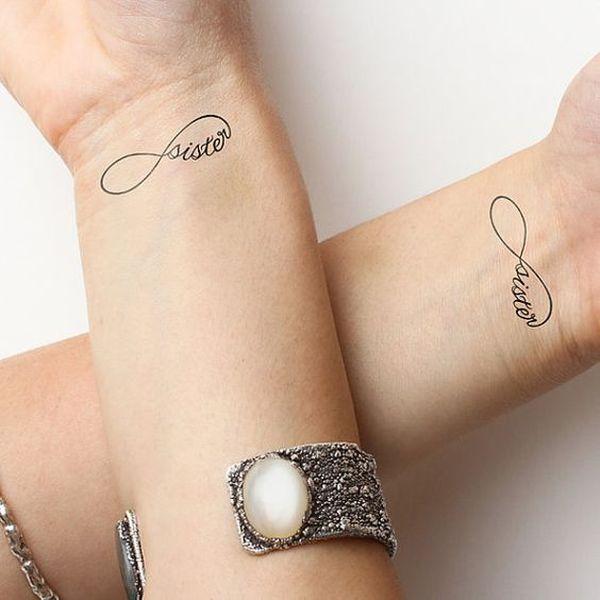 Idées de tatouage infini et significations