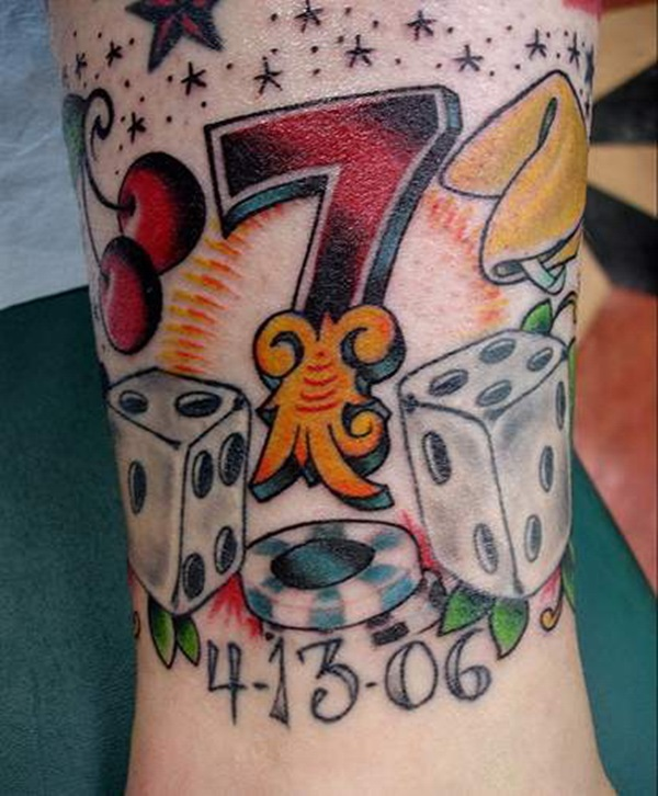 Idées et significations de tatouage de jeu