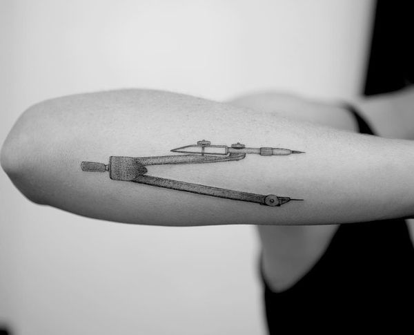 Idées de conception de tatouage Dotwork
