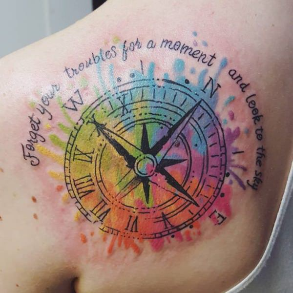 Meilleur Pourquoi devriez-vous (ou ne devriez-vous pas) obtenir un tatouage aquarelle?