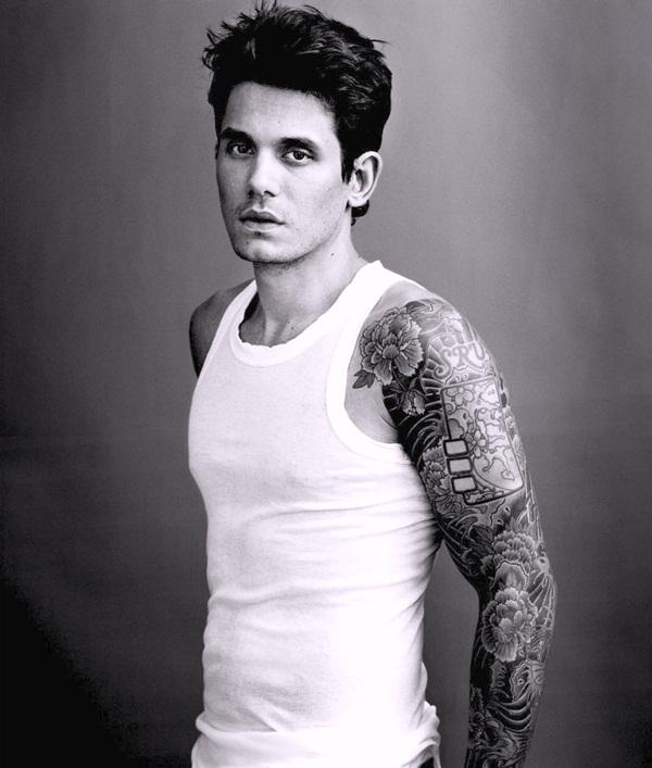 10 célébrités masculines les plus populaires avec un design de tatouage