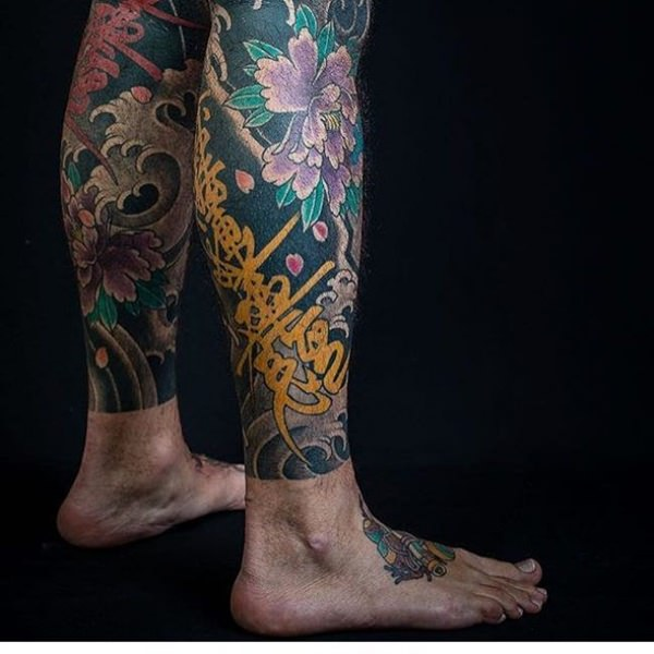 Meilleur 125 impressionnants tatouages japonais avec histoire et signification