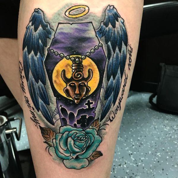 Les meilleurs tatouages surnaturels pour les vrais fans