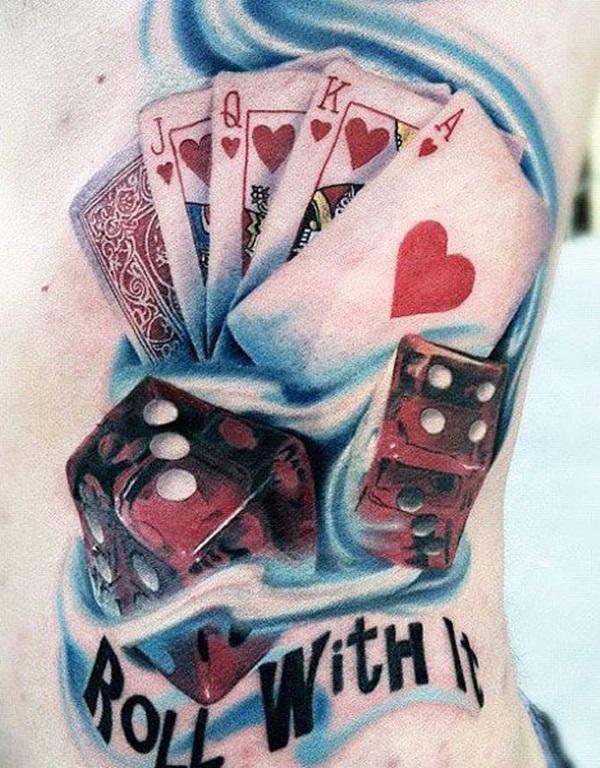 Idées et significations de tatouage de jeu 4