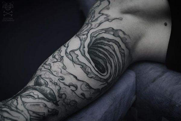 Meilleures idées de tatouage à manches
