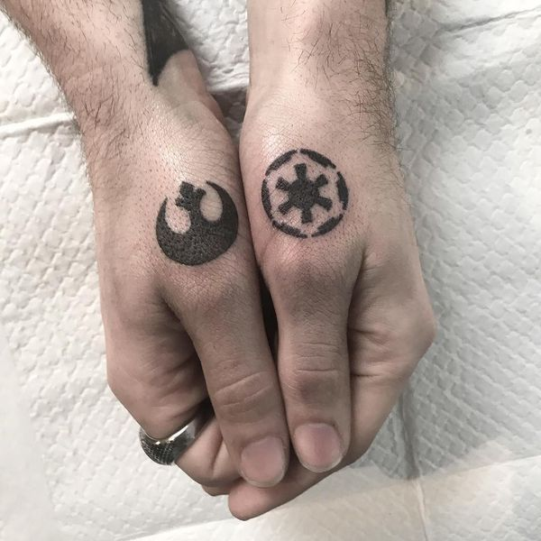 Conceptions de tatouage Star Wars que chaque fan devrait voir