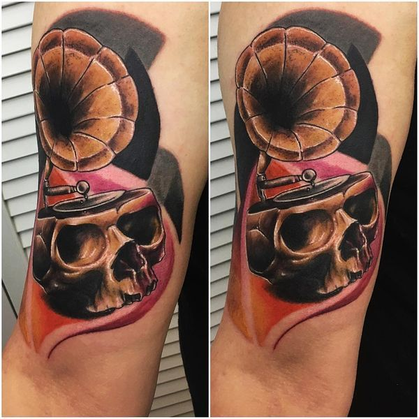 Conceptions et idées de tatouage de musique