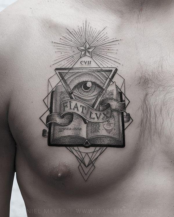 Idées fraîches de conception de tatouage des hommes, placements masculins de tatouage