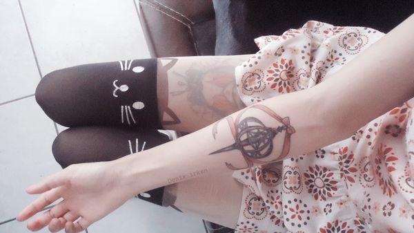 Tatouages d'arc et significations