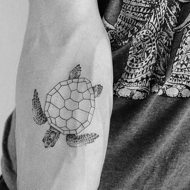 Conceptions de tatouage de tortue de mer avec des significations