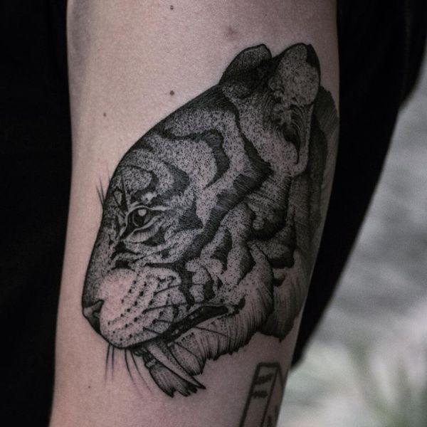 60 tatouages de tigre brillants vous devez voir
