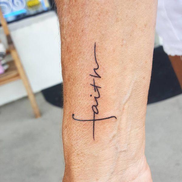 Conceptions de tatouage de belle foi