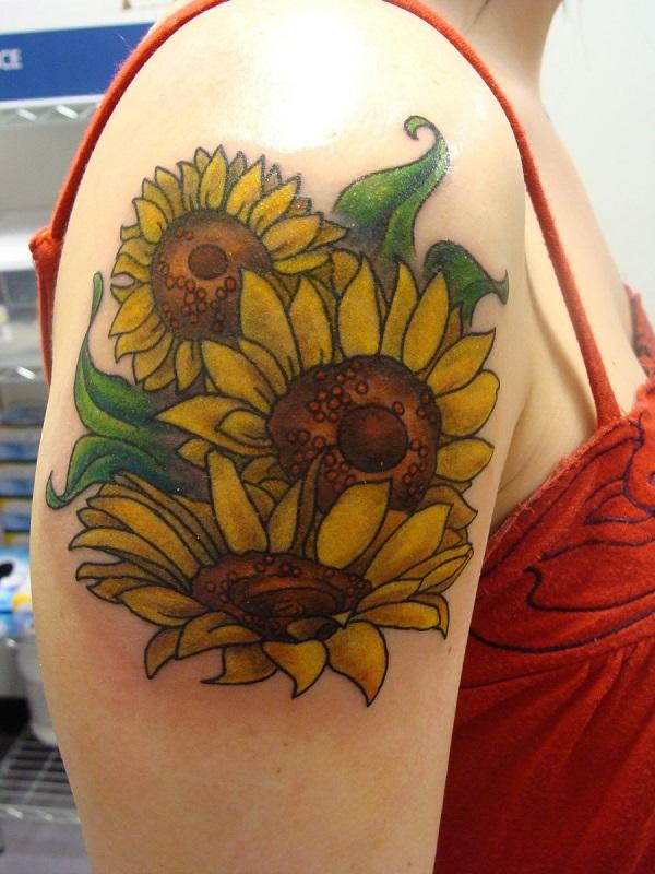Sunflower par tabrislee