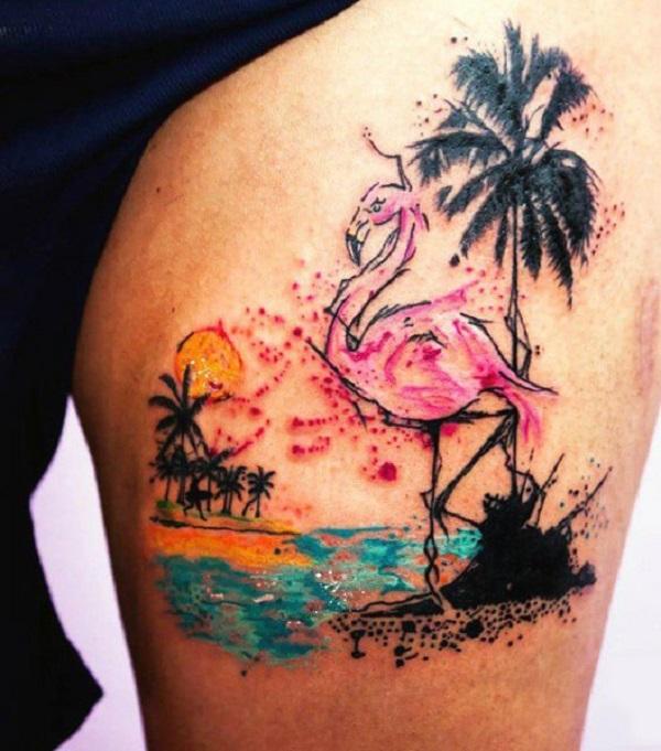 Tatouages de plage 9
