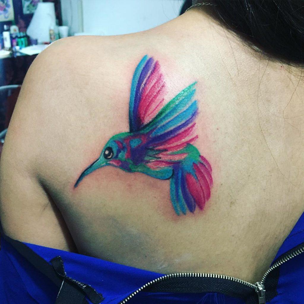 Idées de tatouage colibri avec des significations
