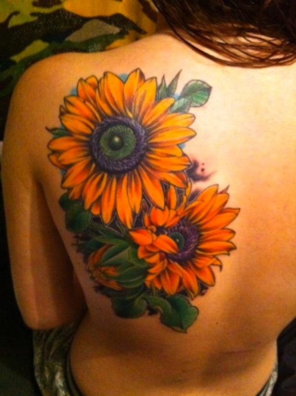 Sunflower par Courtney Swatsenbarg