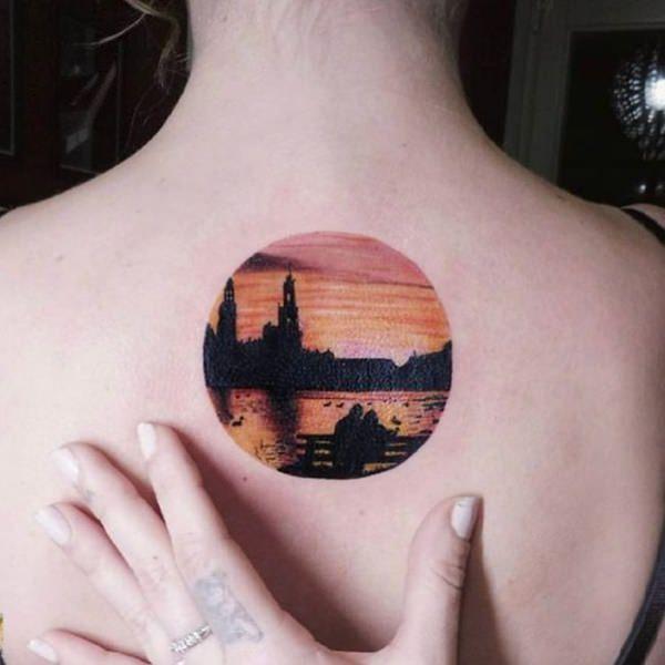 Meilleur 125 conceptions géométriques de tatouage les mieux notées cette année