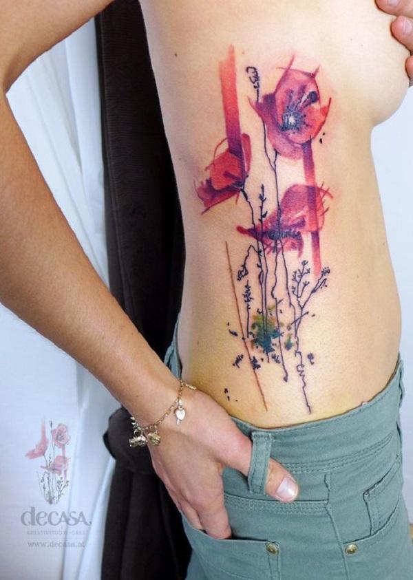 Top 70 Idées De Tatouage De Fleur De Coquelicot Club Tatouage