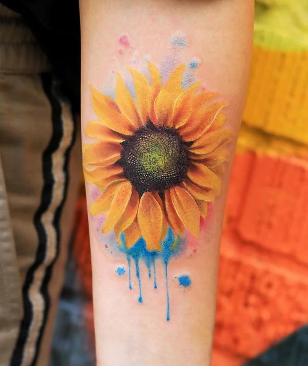 tournesol-tatouage-59
