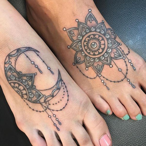 Les meilleurs tatouages d'amis pour de vrais BFF