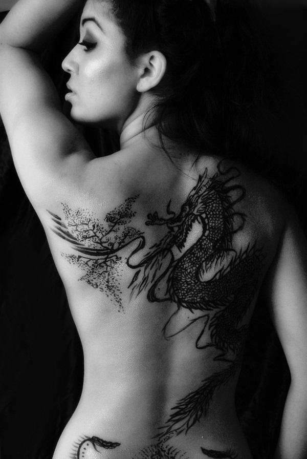 35 idées fascinantes de tatouage de dragon et leur signification