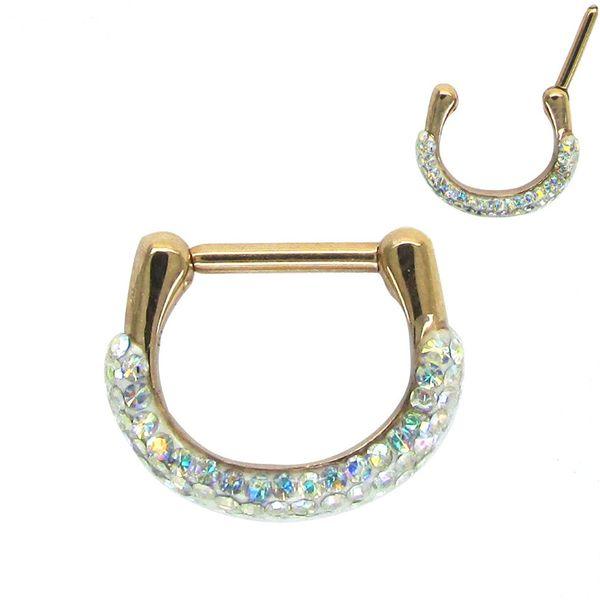 Les meilleurs bijoux pour piercing daith