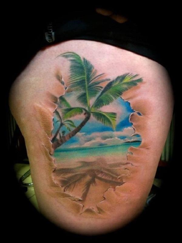 Tatouages de plage 2