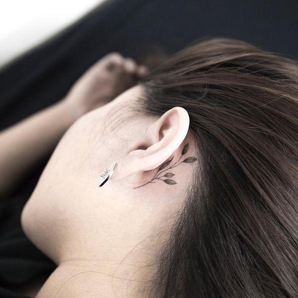 Ear Tattoo: symbolisme et principales caractéristiques