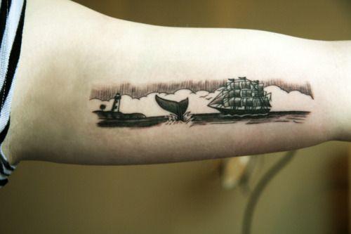 Des idées étonnantes pour le tatouage des baleines
