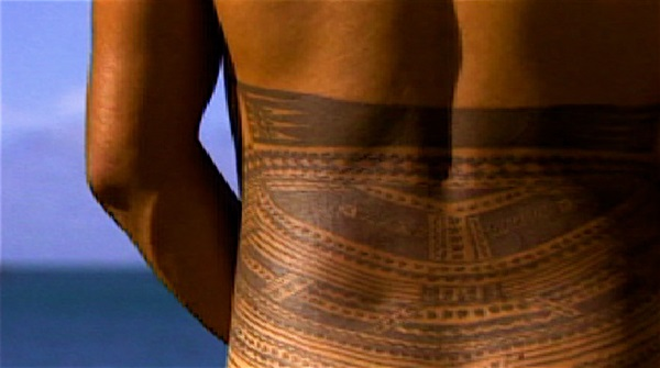 Dessins et idées étonnants de tatouage du Pacifique