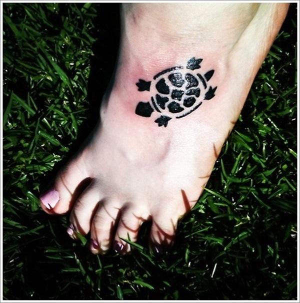 35 conceptions et idées de tatouage de tortue
