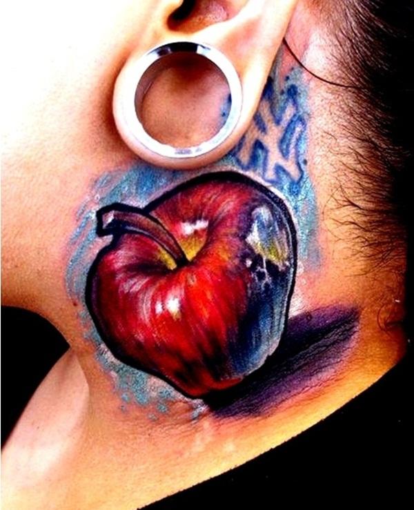 50 conceptions délicieuses de tatouage de fruit