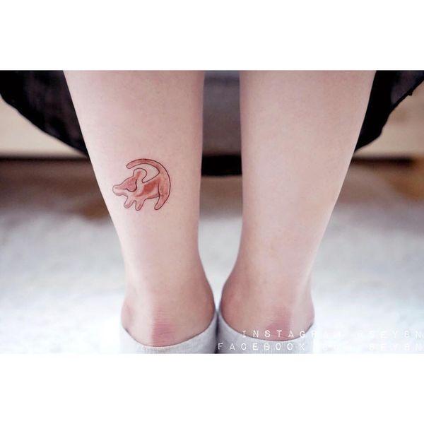 Tatouages Disney mignons pour récupérer votre enfance