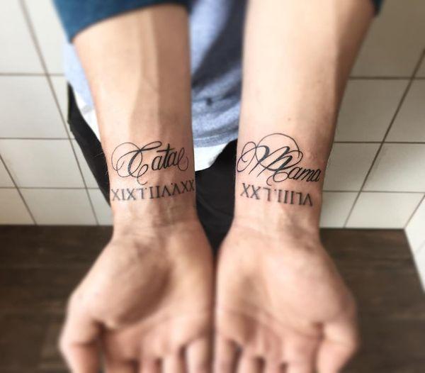 Tatouages romains significatifs
